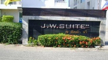 JW Suite คอนโดมิเนียม