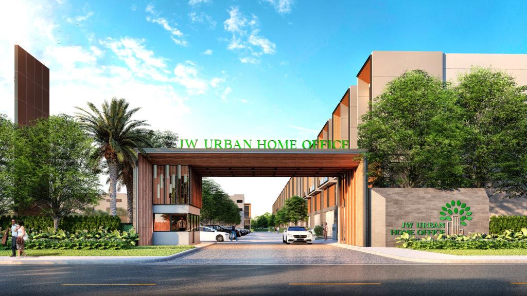JW Urban Home office โฮมออฟฟิศระดับพรีเมี่ยม