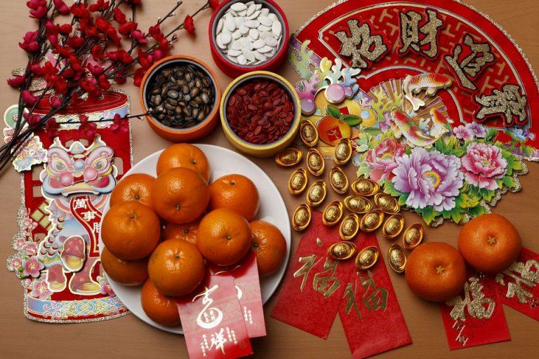 ประเพณีของวันตรุษจีน